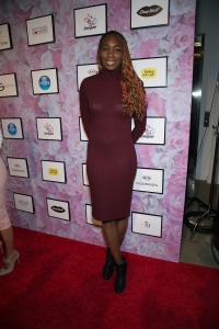 09/12/2016 - Venus Williams - New York Fashion Week S/S 2017 - Serena Williams Signature Statement Collection by HSN - Front Row and Red Carpet - Metropolitan West, 639 W 46th Street - New York City, NY, USA - Keywords: red carpet, kia style 360, runway show red carpet, celebrities, designers Orientation: Portrait Face Count: 1 - False - Photo Credit: John Nacion Imaging / PRPhotos.com - Contact (1-866-551-7827) - Portrait Face Count: 1