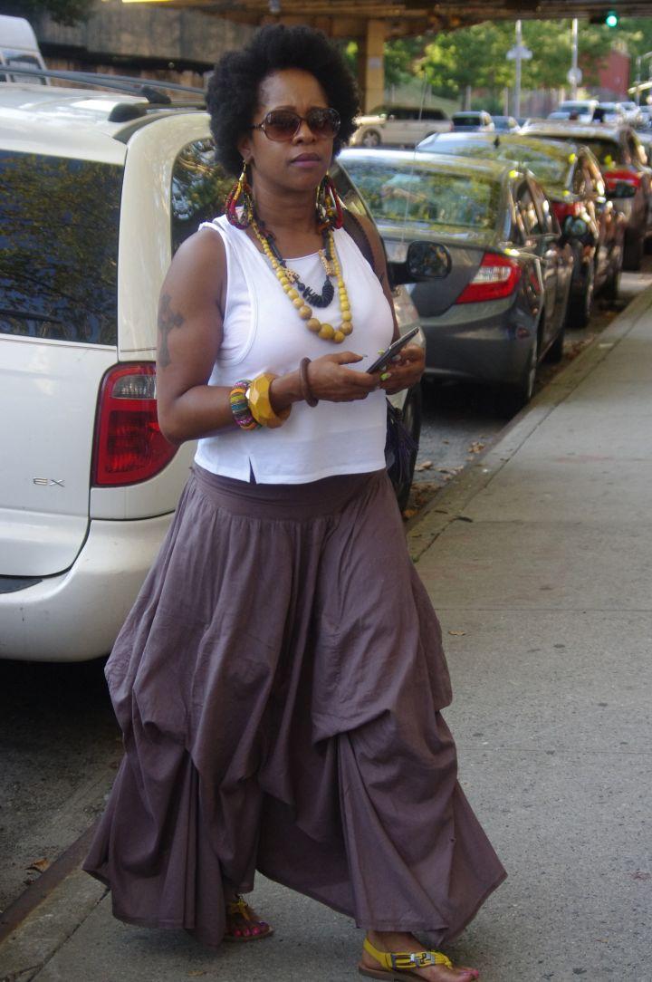 Afropunk 2015 Style