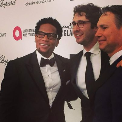 Oscar After Party With D.L. Hughley