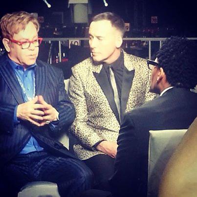 Elton John & D.L. Hughley