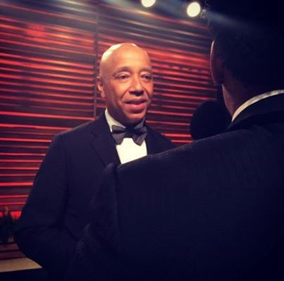 Russell Simmons & D.L. Hughley