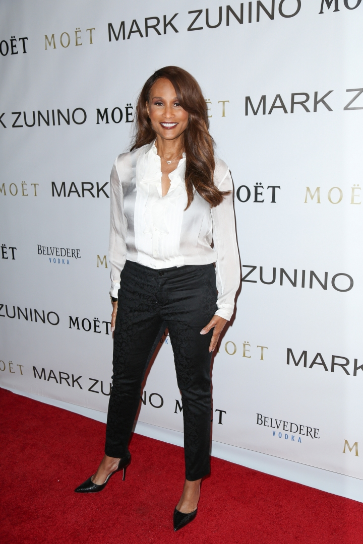 Beverly Johnson has one daughter named Anansa Sims.