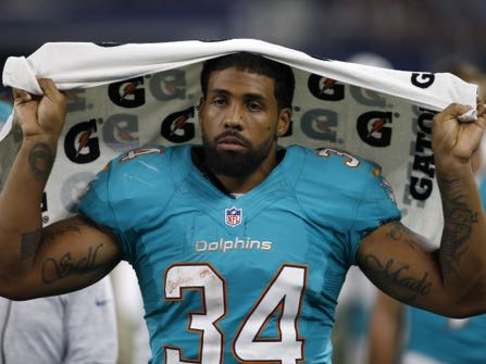 NFL Player Arian Foster