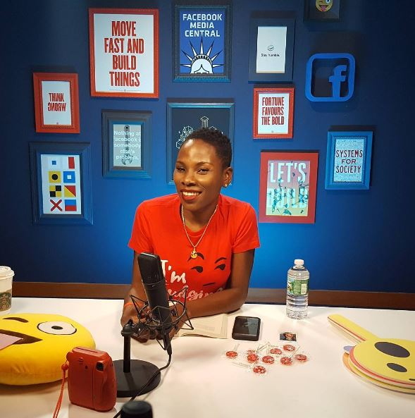 Luvvie Ajayi – blogger and writer