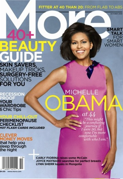 Our Favorite Michelle Obama Magazine Covers
