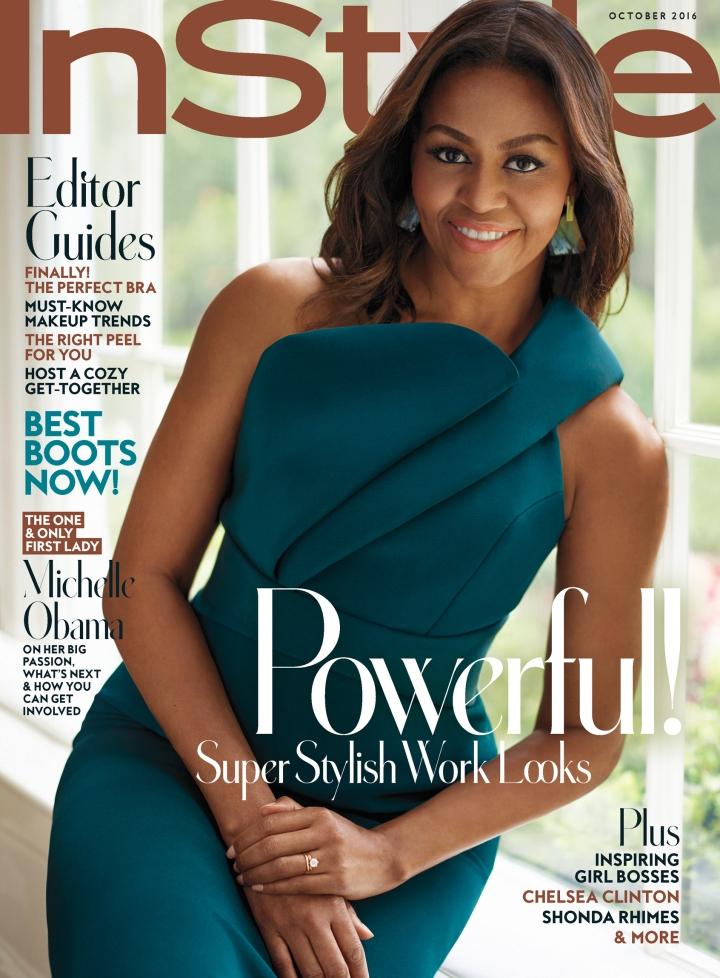 Our Favorite Michelle Obama Magazine Covers