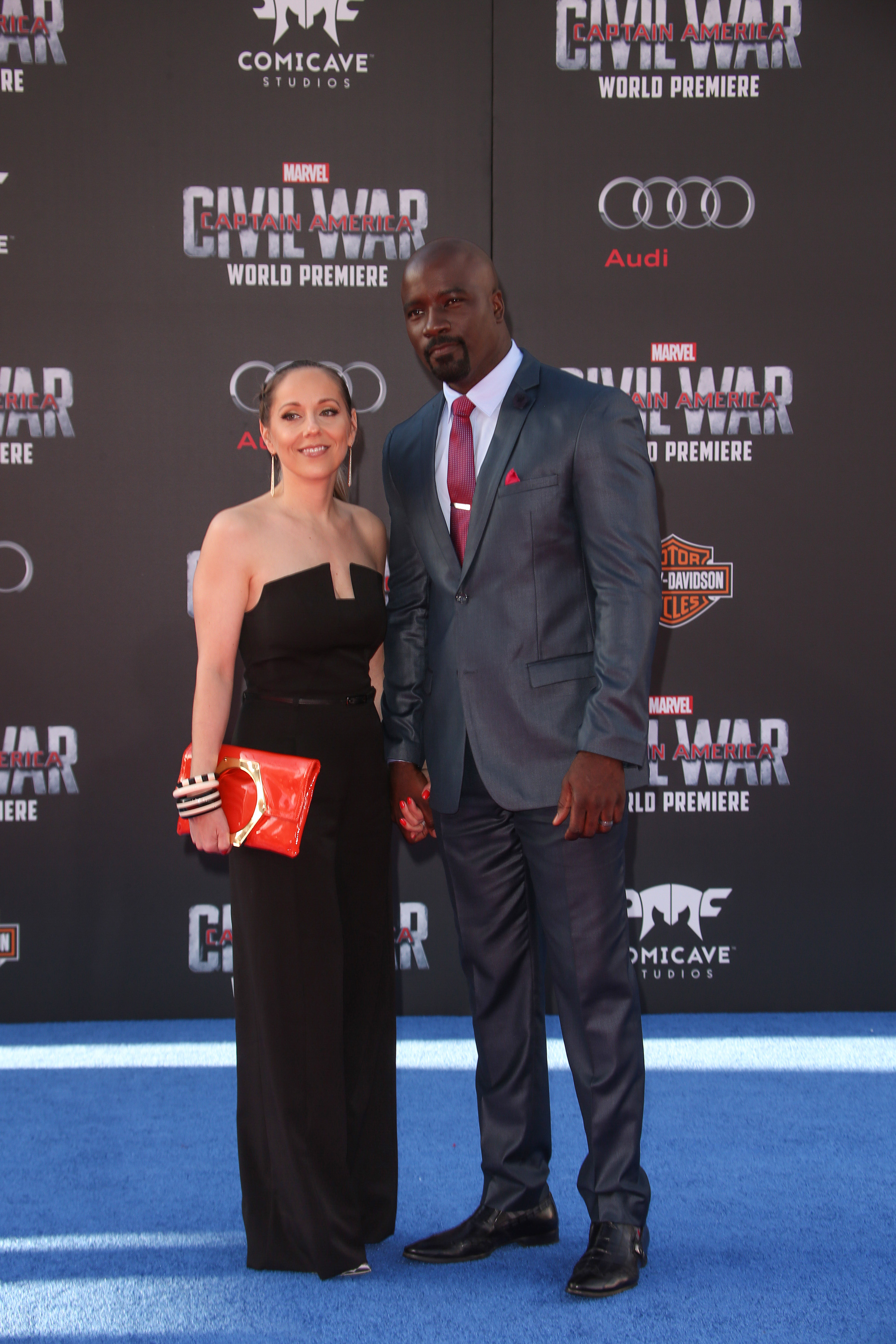 "04/12/2016 - Iva Colter, Mike Colter - ""Captain America: Civil War"" World Premiere - Arrivals - Dolby Theatre, 6801 Hollywood Boulevard - Hollywood, CA, USA - Keywords: Vertical, Portrait, Photography, Action, marvel cinematic universe, Adventure, Sci-Fi, Avengers, Iron Man, Sequel, Portrait, Photography, Film Industry, Movie Premiere, Arts Culture and Entertainment, Attending, Celebrities, Celebrity, Person, People, Los Angeles, California Orientation: Portrait Face Count: 1 - False - Photo Credit: PRPhotos.com - Contact (1-866-551-7827) - Portrait Face Count: 1"