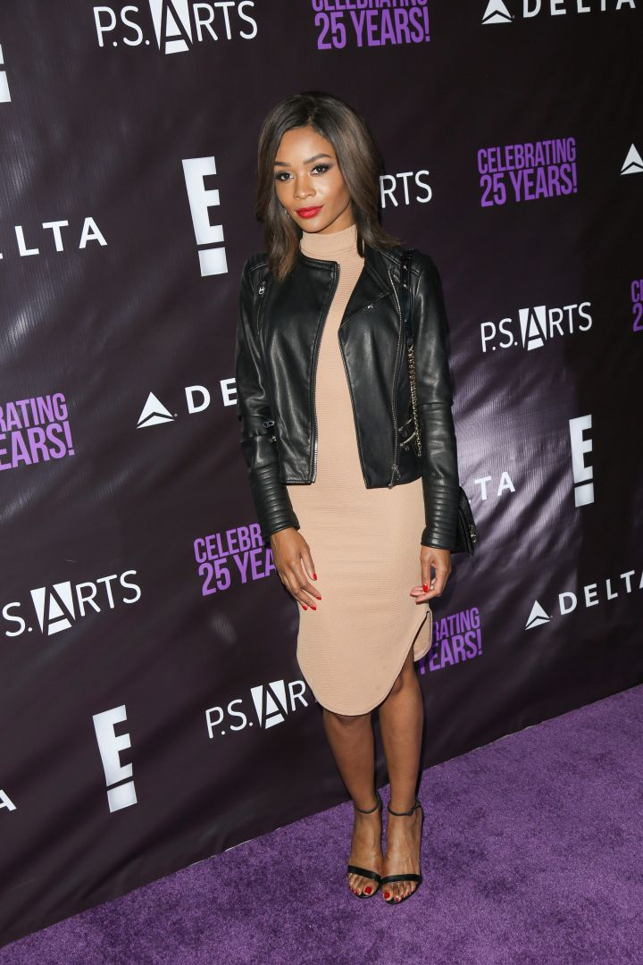 Zuri Hall – E! News correspondent