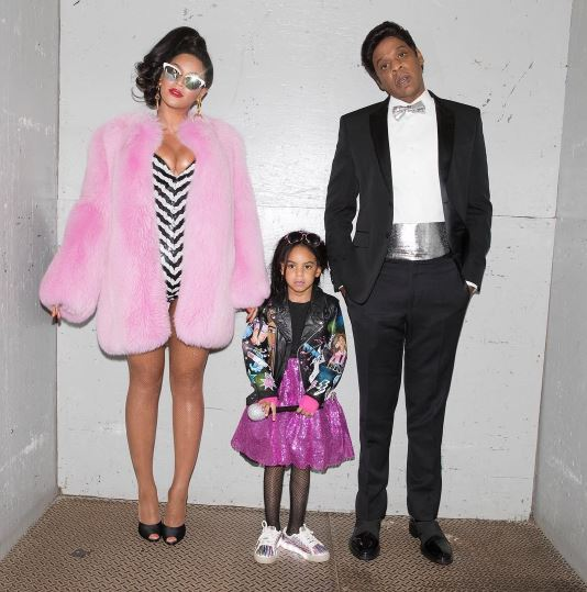 The Carters always win, no matter the occasion.