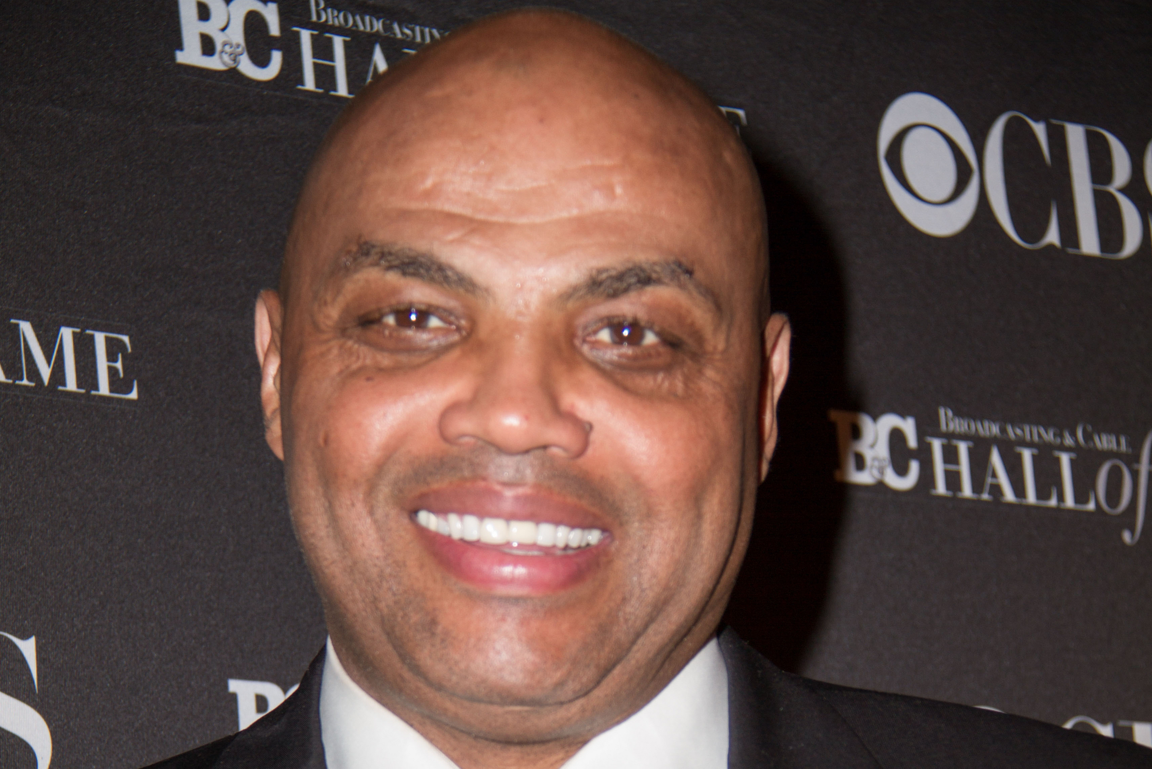 10/18/2016 - Charles Barkley - Broadcasting and Cable Hall of Fame 26th Anniversary Gala - Waldorf Astoria New York, 301 Park Avenue - New York City, NY, USA - Keywords: Vertical, 2016 Broadcasting & Cable Hall Of Fame 26th Anniversary Gala, Radio, Award, TV Show, Television Show, Photography, Portrait, Arts Culture and Entertainment, Arrival, Attending, Celebrities, Celebrity, Person, People Orientation: Portrait Face Count: 1 - False - Photo Credit: Lisa Holte / PRPhotos.com - Contact (1-866-551-7827) - Portrait Face Count: 1
