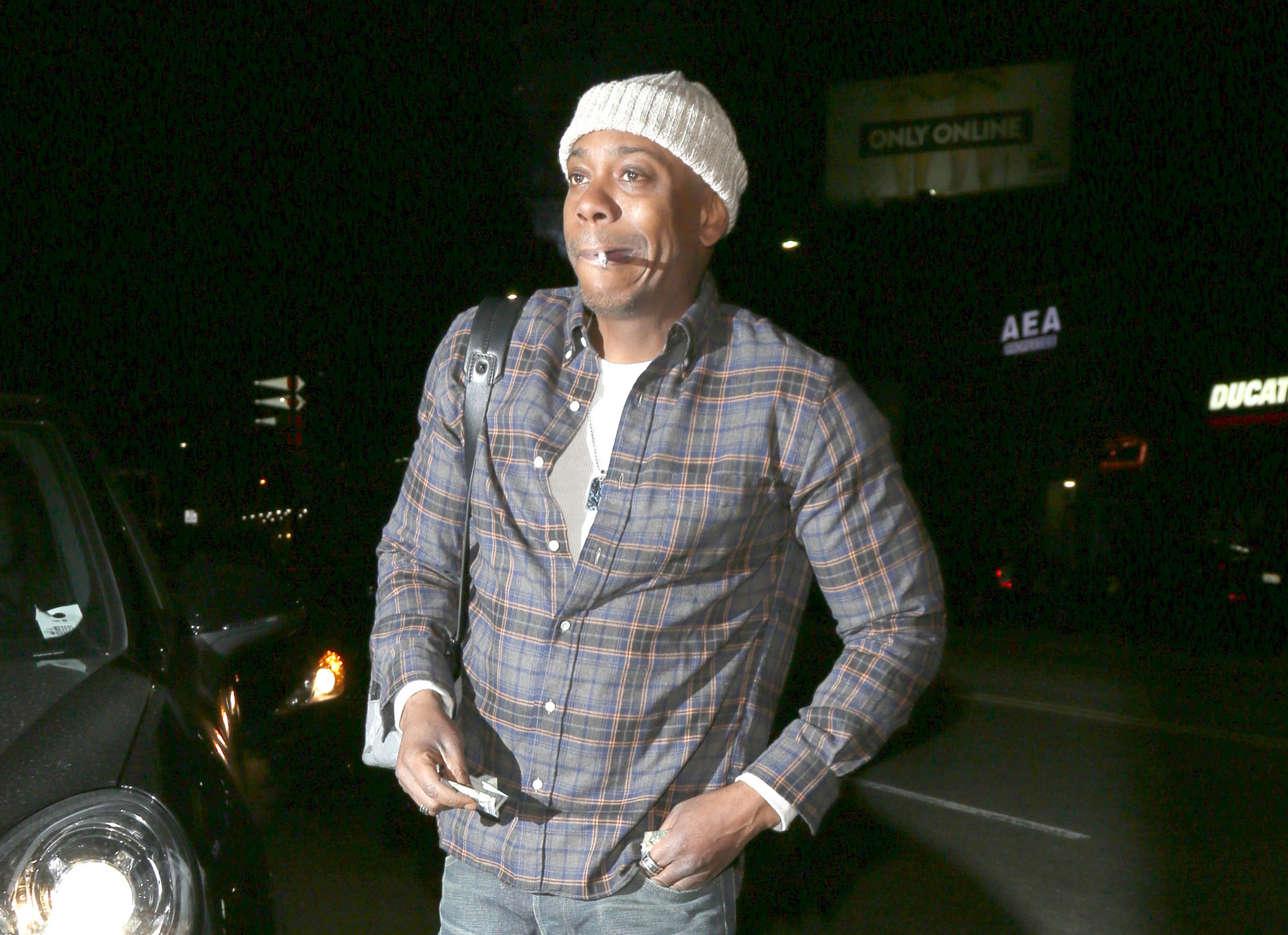 Dave Chappelle Says He Won't Be Taking Political Advice From Kanye [Video]