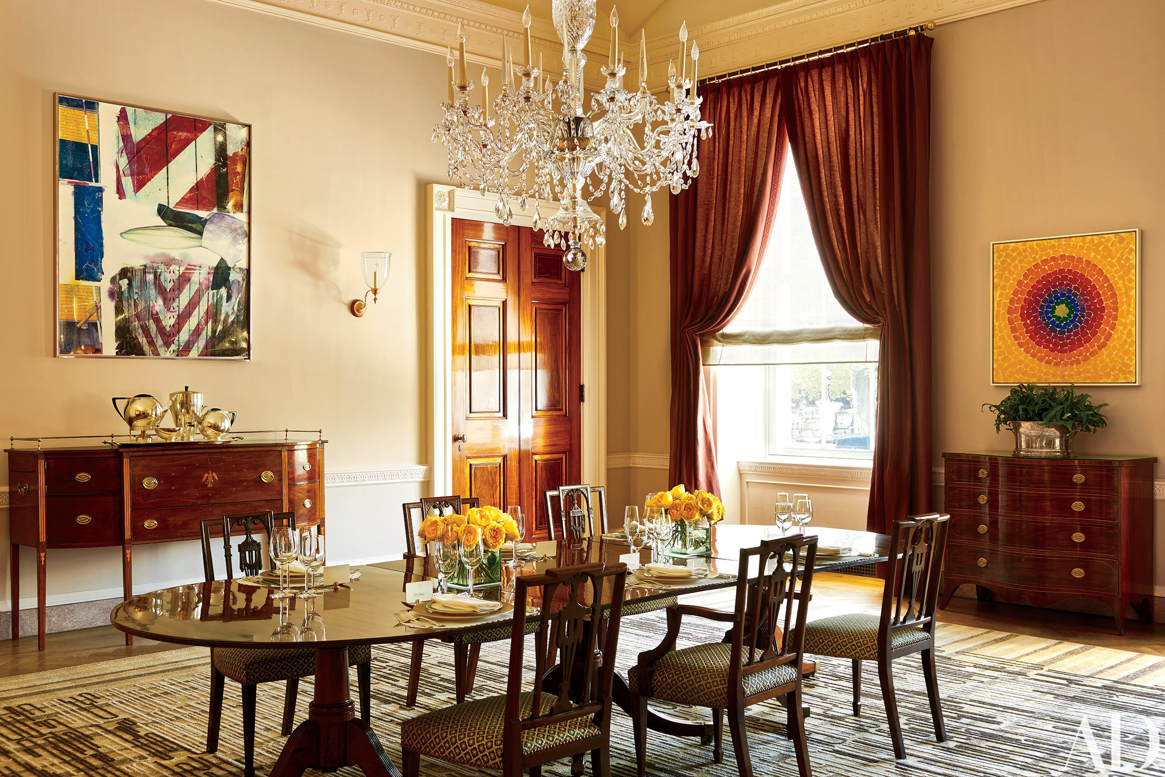 obamas reveal private residence in white house black america web. Black Bedroom Furniture Sets. Home Design Ideas