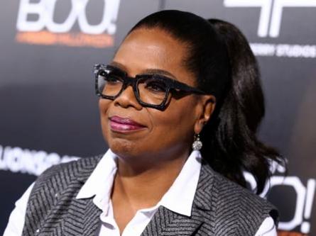 Oprah Wakes Up To Find Deadly Mudslide At Her Door
