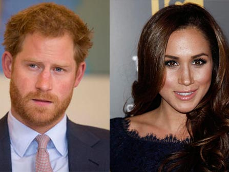 Prince harry dating a black girl