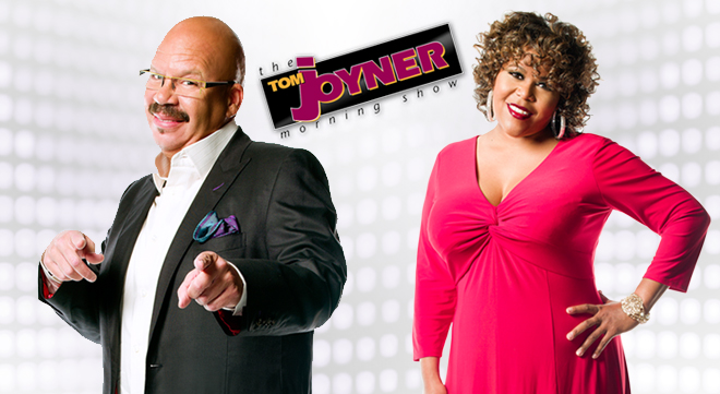 Image result for tom joyner morning show