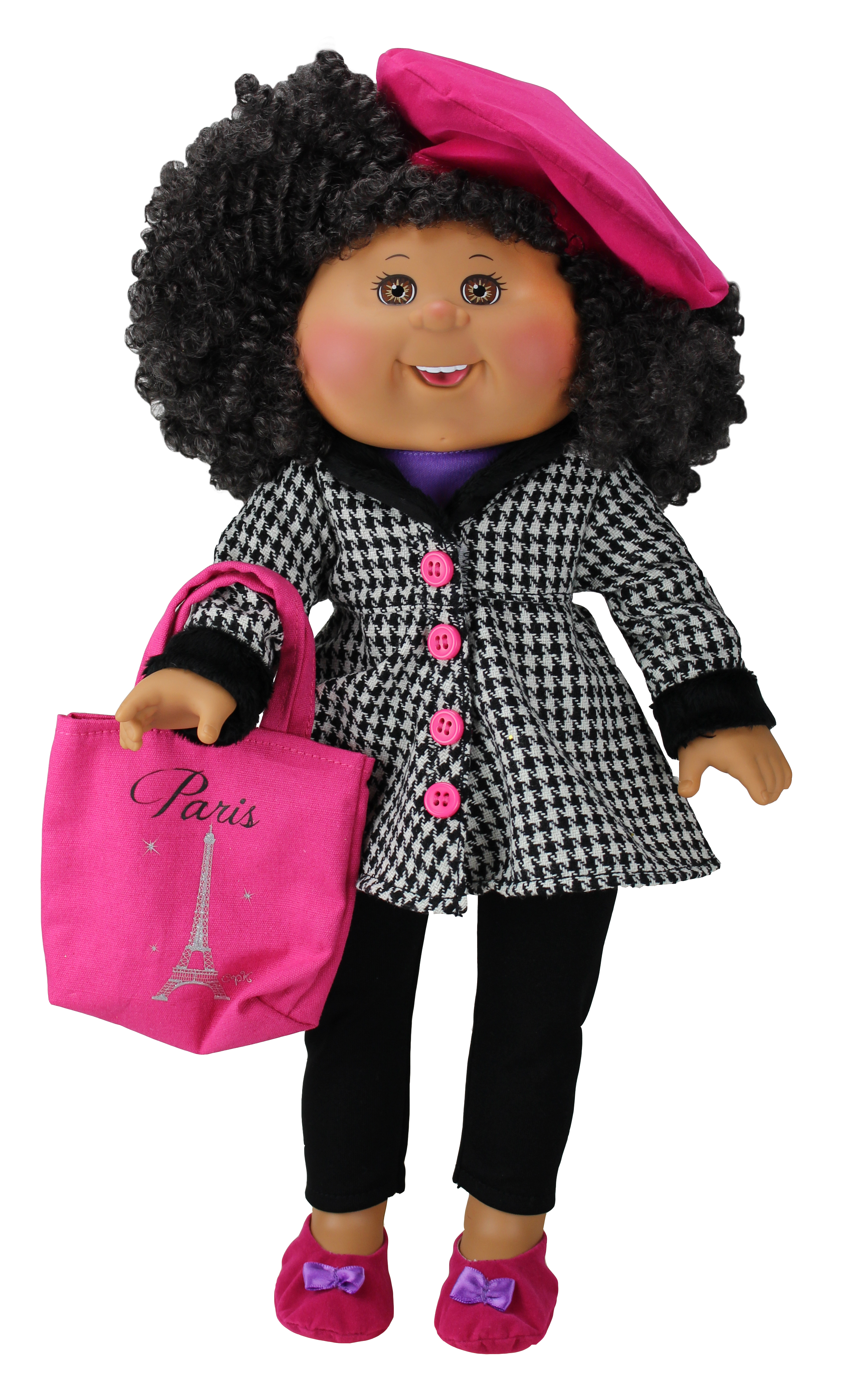 """YAPLACAL.COM mother and children photos Cabbage Patch """"Big Kid"""""""