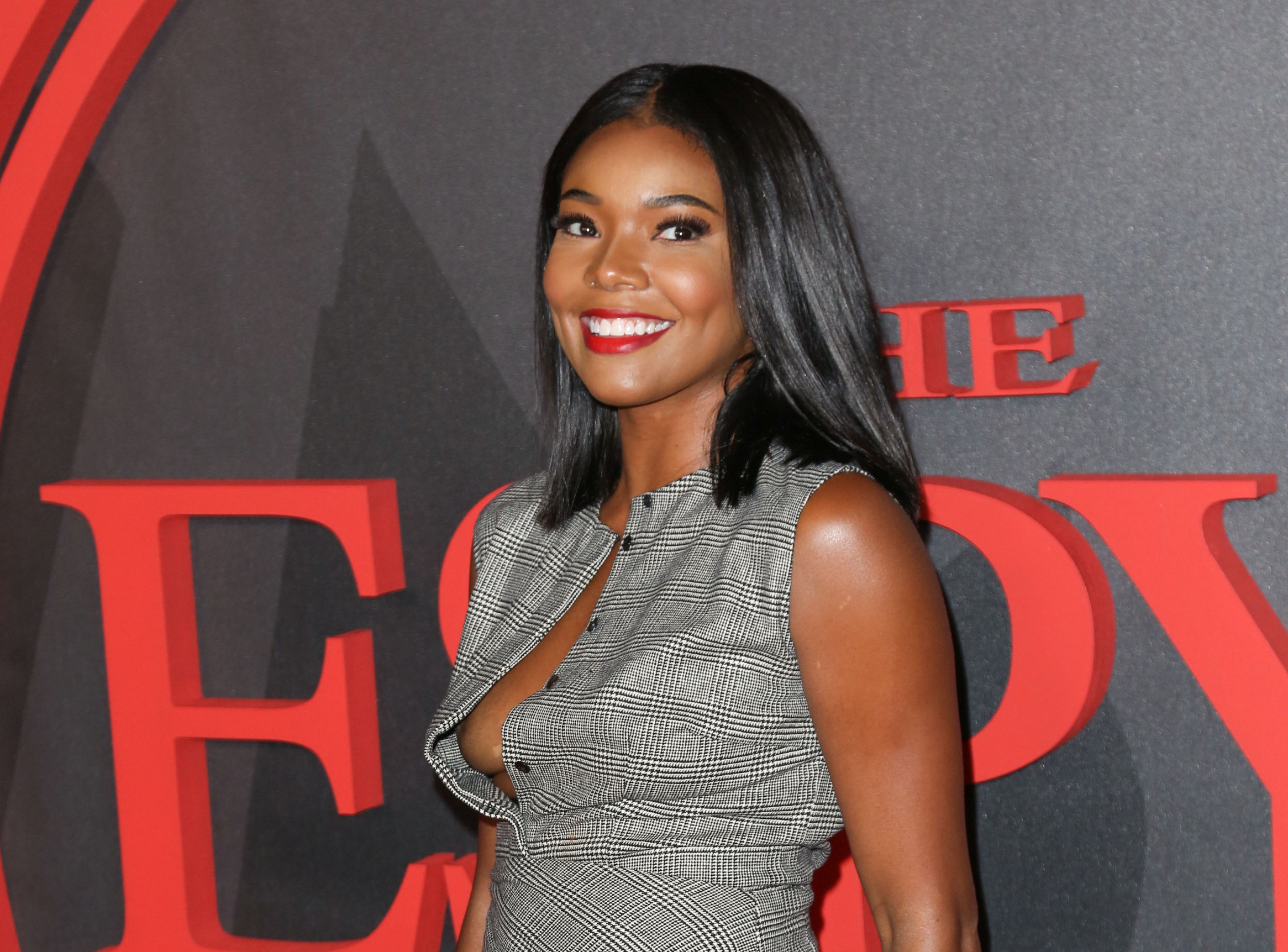 07/13/2016 - Gabrielle Union - BODY at the ESPYS 2016 Pre-ESPY Awards Party - Arrivals - Avalon Hollywood Nightclub, 1735 Vine Street - Los Angeles, CA, USA - Keywords: Vertical, 2016 ESPYS, ESPN, Sports, Award Show, Portrait, Photography, Adult, Arts Culture and Entertainment, Person, People, Celebrity, Celebrities, Annual Event, Attending, Appearance, Red Carpet Event, Topix, Bestof, Los Angeles, California Orientation: Portrait Face Count: 1 - False - Photo Credit: Guillermo Proano / PR Photos - Contact (1-866-551-7827) - Portrait Face Count: 1