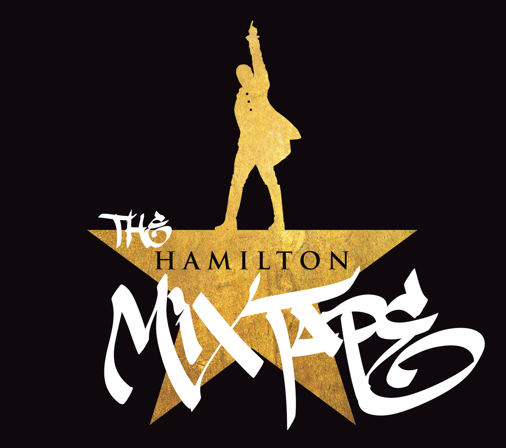"This CD cover image released by Atlantic Records shows ""The Hamilton Mixtape."" The 23-track ""Hamilton Mixtape,"" set for release Friday, features covers by such artists as Usher, Kelly Clarkson, Nas, Ben Folds, Alicia Keys, Ashanti, John Legend, Sia, Common, Wiz Khalifa, Queen Latifah, The Roots, Jill Scott and Busta Rhymes. (Atlantic Records via AP)"