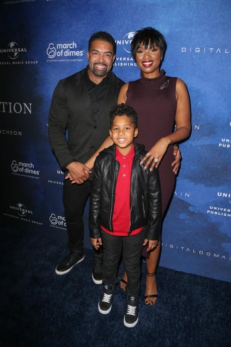 David Otunga Awarded Primary Custody Over Son With Jennifer Hudson