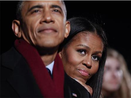 The Obamas – Enough said.