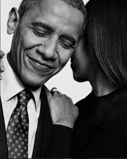 The Obamas. Enough said.