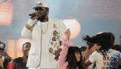 R  Kelly's Daughter Buku Abi Speaks Out On Relationship With
