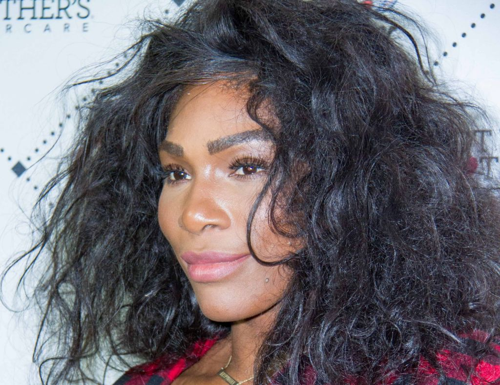 09/12/2016 - Serena Williams - New York Fashion Week S/S 2017 - Serena Williams Signature Statement Collection After Party - Arrivals - Bagatelle - New York City, NY, USA - Keywords: Vertical, Kia STYLE 360 Official, Fashion Show, Portrait, Photography, Fashion, Afterparty, Arts Culture and Entertainment, Attending, Person, People, Celebrity, Celebrities, 2016 NYFW, Fashion Collection, Designer Label, NYC Orientation: Portrait Face Count: 1 - False - Photo Credit: Lisa Holte / PRPhotos.com - Contact (1-866-551-7827) - Portrait Face Count: 1