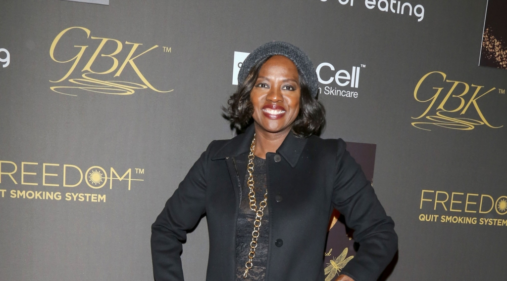 01/09/2016 - Viola Davis - 2016 GBK Pre-Golden Globe Luxury Gift Lounge - Day 2 - W Hotel Hollywood - Hollywood, CA, USA - Keywords: Vertical, GBK & Pilot Pen Golden Globes 2016 Luxury Lounge, Red Carpet Arrival, Annual Event, Golden Globe Awards, Portrait, Photography, Arts Culture and Entertainment, Attending, Gifting Lounge, 73rd Annual Golden Globe Awards, Los Angeles, California Orientation: Portrait Face Count: 1 - False - Photo Credit: Guillermo Proano / PR Photos - Contact (1-866-551-7827) - Portrait Face Count: 1