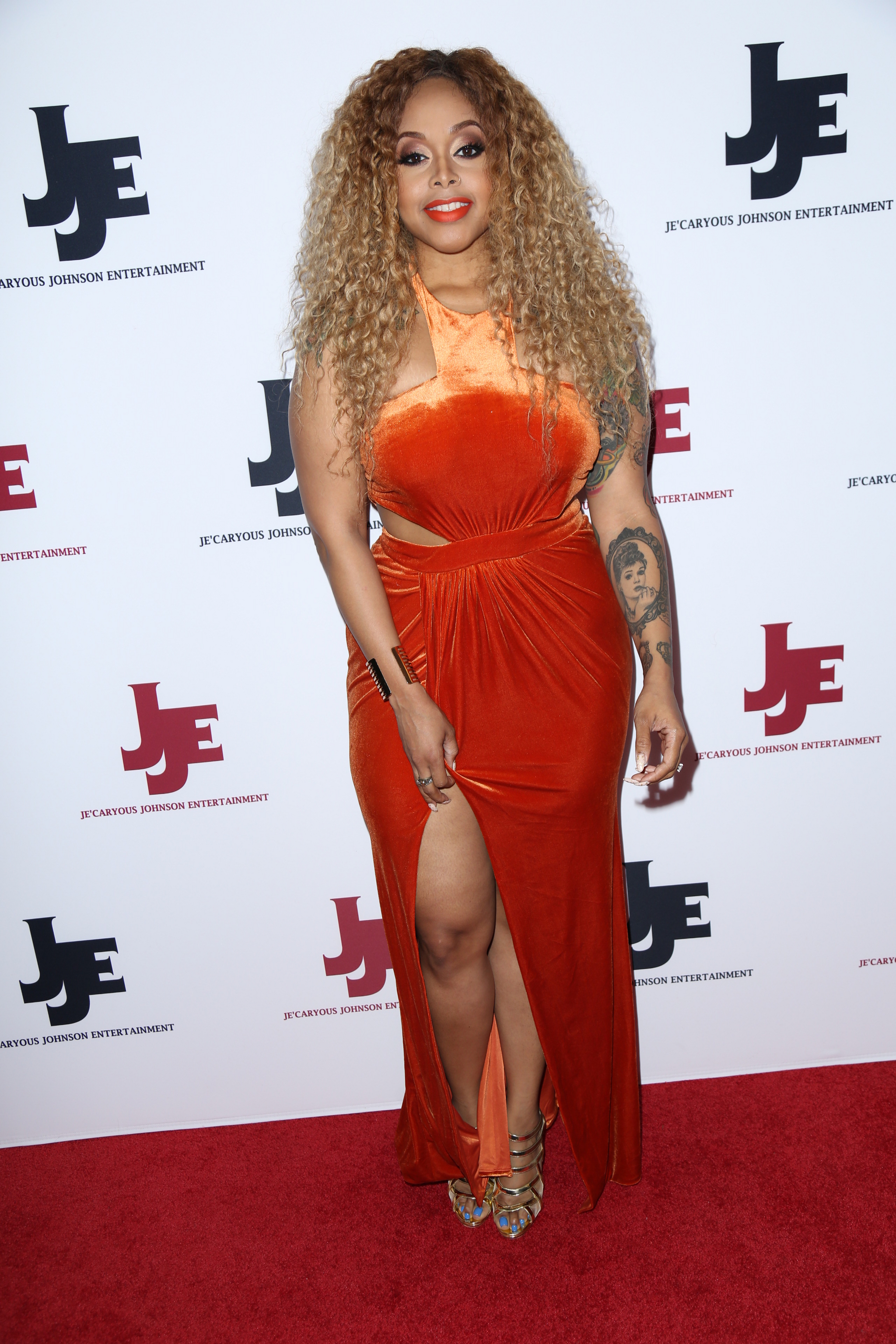 "03/18/2016 - Chrisette Michele - ""It's A Starry Night"" Premiere at Orpheum Theatre in Los Angeles on March 18, 2016 - The Orpheum Theatre, 842 S Broadway - Los Angeles, CA, USA - Keywords: Vertical, People, Person, Portrait, Photography, Film Industry, Red Carpet Event, Arrival, Arts Culture and Entertainment, Attending, Celebrities, Celebrity, Topix, Bestof, California Orientation: Portrait Face Count: 1 - False - Photo Credit: Guillermo Proano / PR Photos - Contact (1-866-551-7827) - Portrait Face Count: 1"