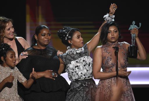 Girl Power – Octavia Spencer, Janelle Monae, Taraji P. Henson