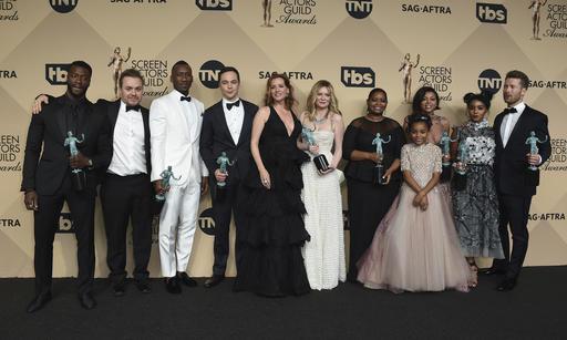 The cast of Hidden Figures