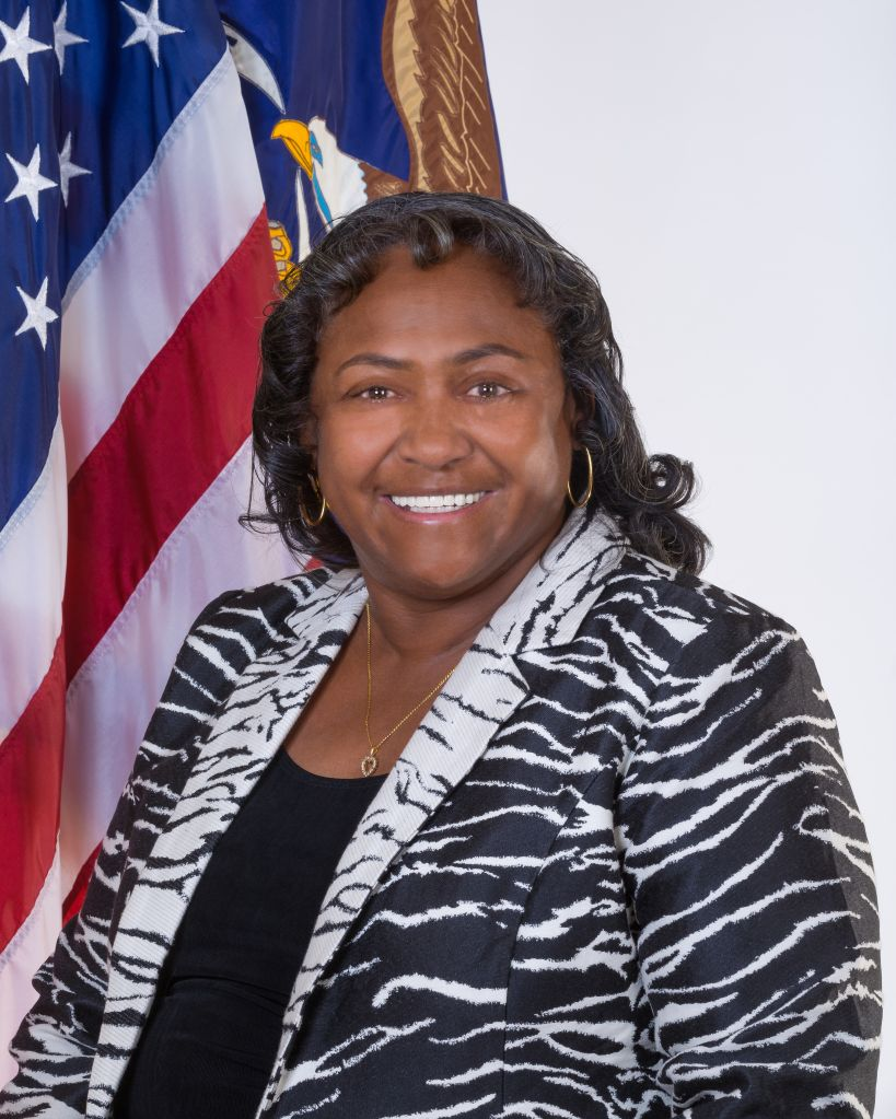 13th October 2015 – Washington, DC – Lenita Jacobs-Simmons is the National Director for the Office of Job Corps, under the U.S. Department of Labor's Employment and Training Administration (ETA). As the National Director, she has the responsibility for leading the program and its 125 Job Corps centers throughout the country. The Job Corps program serves over 60,000 youth, ages 16-24, each year. The largely residential program offers participants opportunities to secure academic and vocational credentials and assists them with securing placement in education, employment, or the military upon graduation from the program. ***Official Department of Labor Photograph*** Photographs taken by the federal government are generally part of the public domain and may be used, copied and distributed without permission. Unless otherwise noted, photos posted here may be used without the prior permission of the U.S. Department of Labor. Such materials, however, may not be used in a manner that imply any official affiliation with or endorsement of your company, website or publication.   Photo Credit: Department of Labor Shawn T Moore