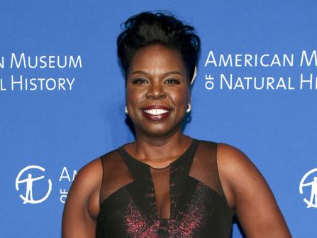 Leslie Jones attends the American Museum of Natural History's Museum Gala on Thursday, Nov. 17, 2016, in New York. (Photo by Andy Kropa/Invision/AP)