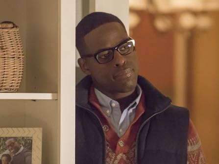 """THS IS US -- """"Pilgrim Rick"""" Episode 108 -- Pictured: Sterling K. Brown as Randall -- (Photo by: Ron Batzdorff/NBC)"""