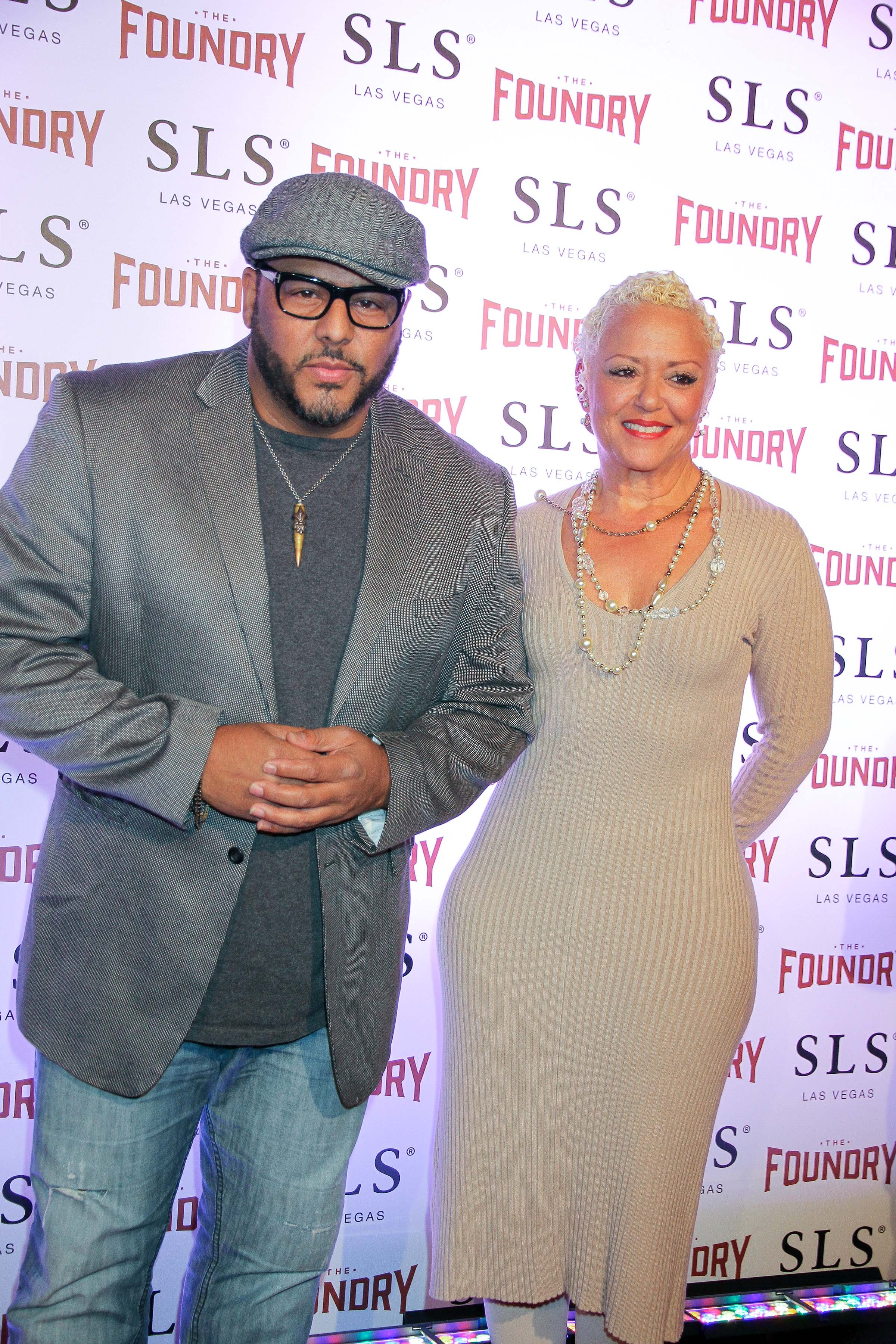 01/06/2017 - Al B. Sure!, Charli Baltimore - Dana Carvey and Jon Lovitz Kick-off Comedy Residency at the Foundry at SLS Las Vegas - The Foundry at SLS Las Vegas Hotel and Casino - Las Vegas, NV, USA - Keywords: R&B recording artist and record producer, man, Charli B., American Rapper, woman, Vertical, Portrait, Photography, Photocall, Photo Call, Press Conference, Announcement, Comic, Comedian, Comics, Comedians, Funny Man, Men, Topics, Topix, Bestof, Arts Culture and Entertainment, Attending, Celebrity, Celebrities, Person, People, Nevada Orientation: Portrait Face Count: 1 - False - Photo Credit: PRN / PRPhotos.com - Contact (1-866-551-7827) - Portrait Face Count: 1