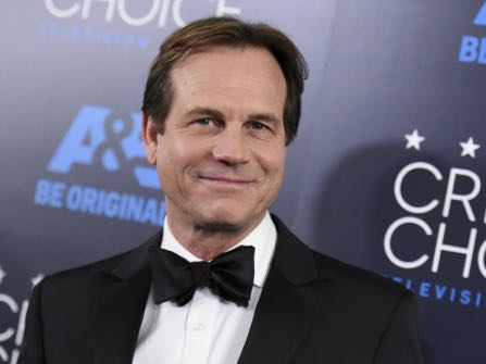 Bill Paxton arrives at the Critics' Choice Television Awards at the Beverly Hilton hotel on Sunday, May 31, 2015, in Beverly Hills, Calif. (Photo by Richard Shotwell/Invision/AP)