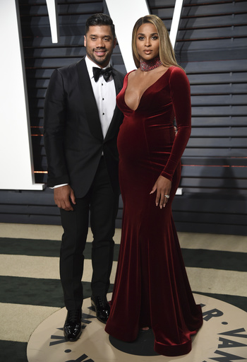 The Wilsons at the Vanity Fair after party