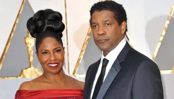 Denzel Washington Praises Wife Pauletta For Being His 'Biggest Life Achievement'