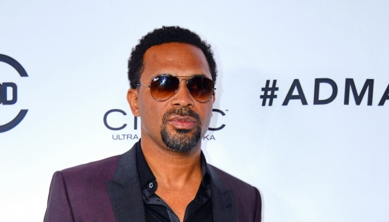 Mike Epps Is A Married Man… Again