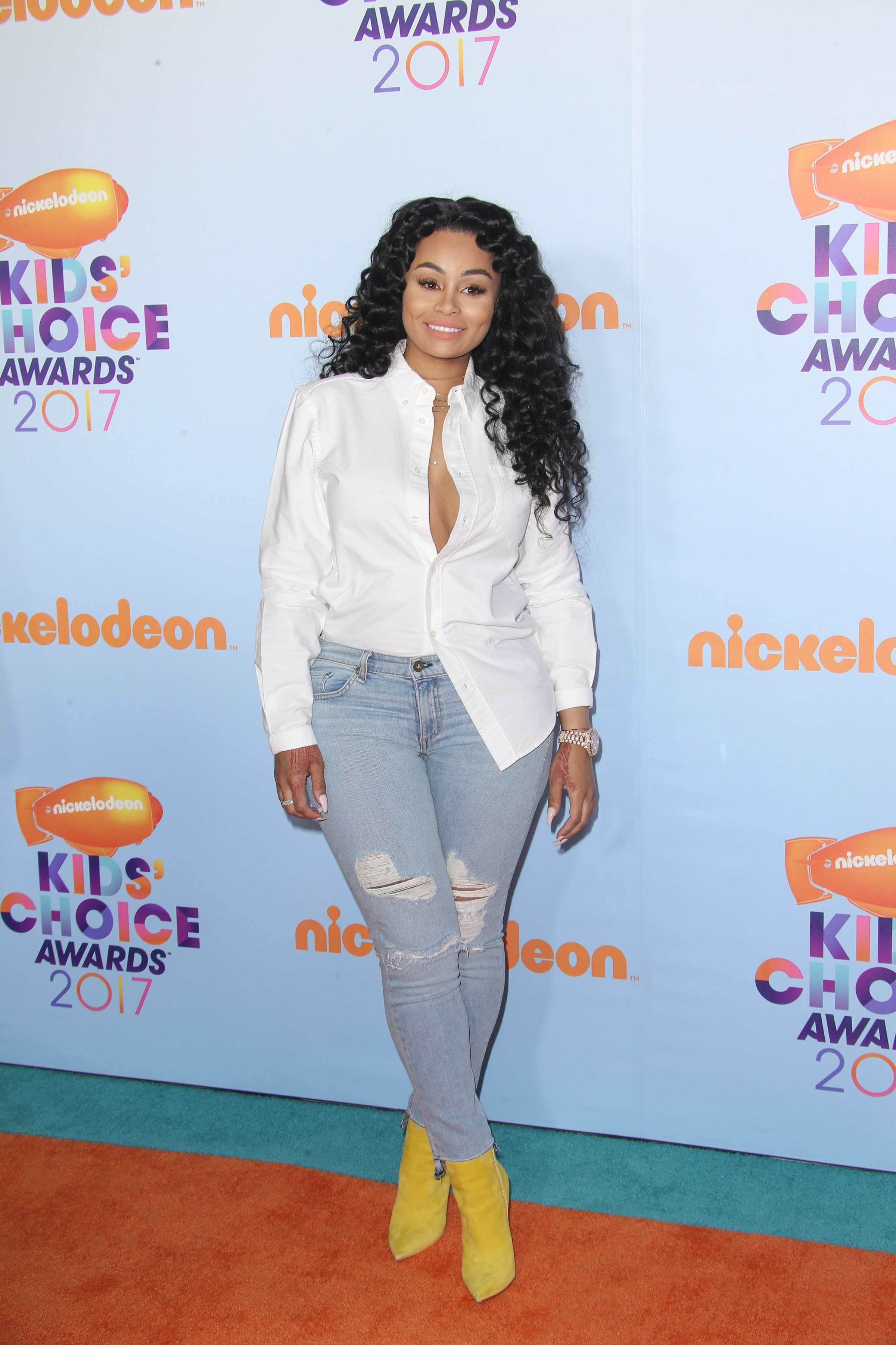 Blac Chyna's Mom Tokyo Toni Claims She's Not Allowed To See Dream Kardashian