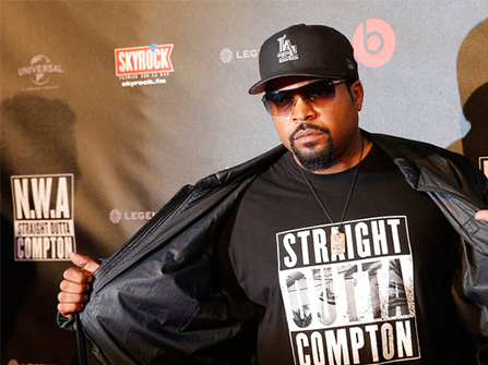 Ice Cube hit it big with his first major motion picture role in Boyz n the Hood.