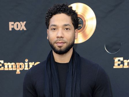 Jussie Smollett's father is Jewish and his mother is African American. (AP)