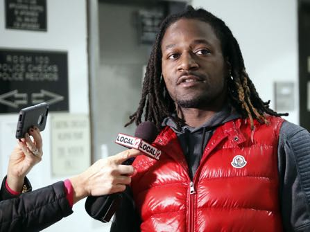 Former NFL Player Pacman Jones Reaches Plea In Casino Case