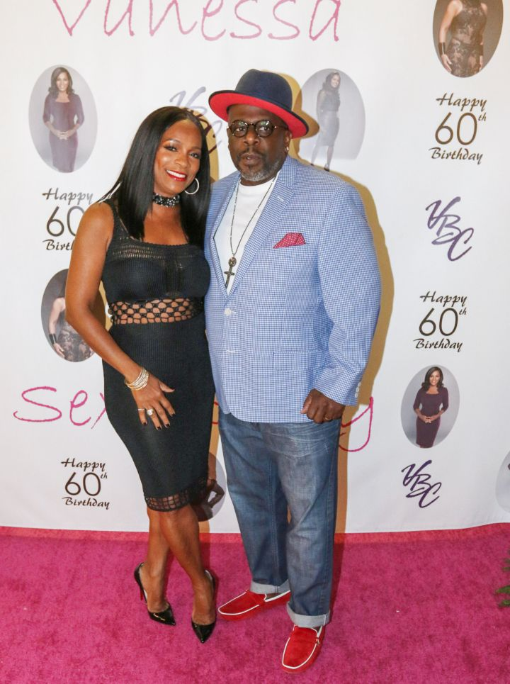 Vanessa and Cedric The Entertainer