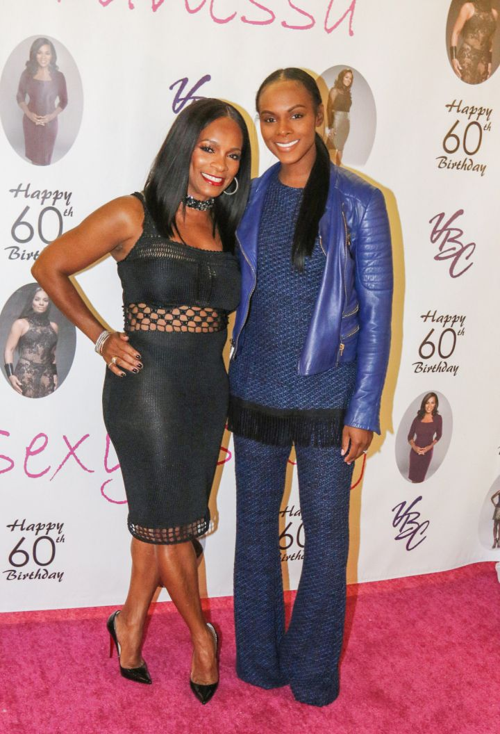 Vanessa and Tika Sumpter
