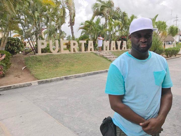 Port of call Puerta Maya