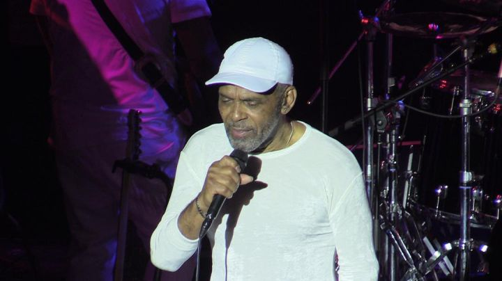 Thought I told you that he don't stop: Mr. Frankie Beverly