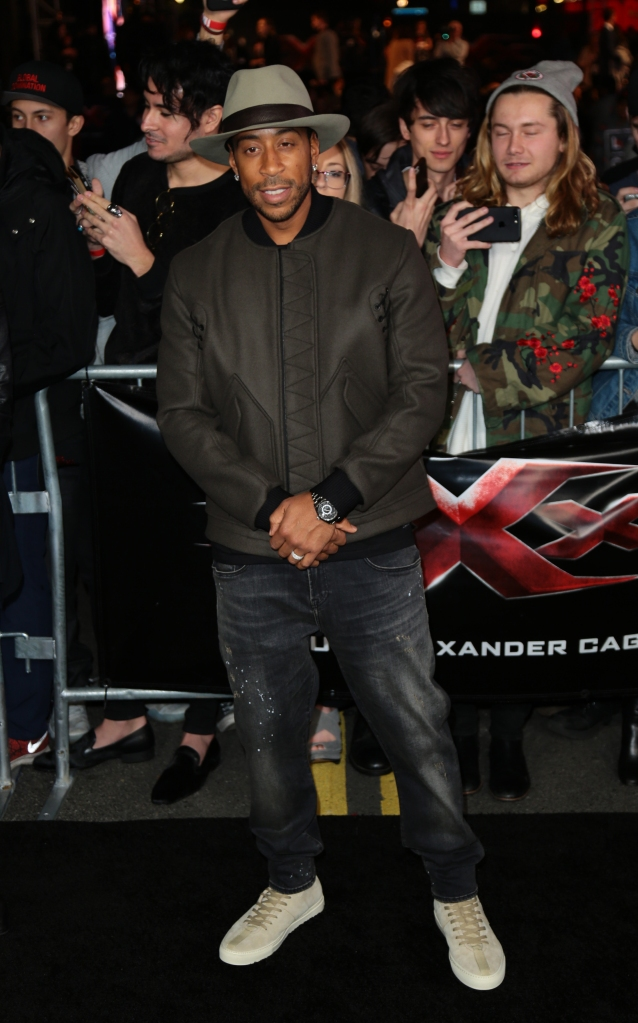 Ludacris Tapped As Host For 'Fear Factor' Reboot | Black
