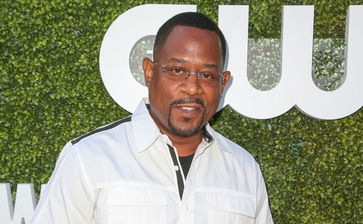 Martin Lawrence (April 16)
