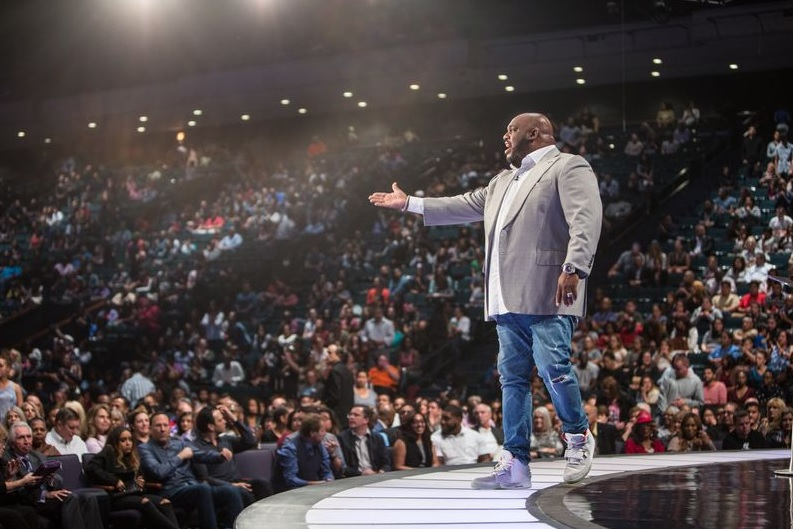 Pastor John Gray Defends Gifting His Wife A $200K Lamborghini For Their Anniversary